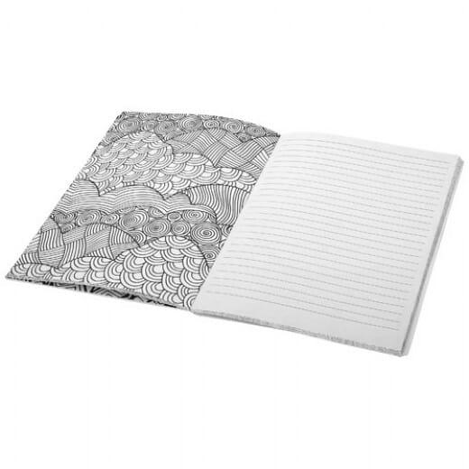 Notebook da colorare DOODLE - 1