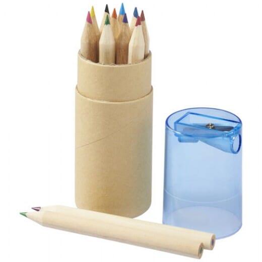 Set 12 matite colorate HEF - 3