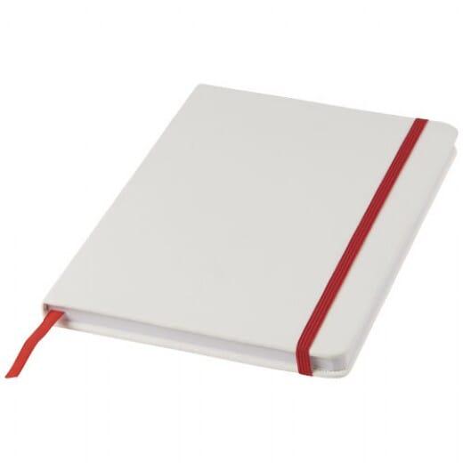 Notebook A5 con elastico colorato SPECTRUM - 3
