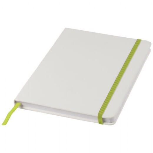 Notebook A5 con elastico colorato SPECTRUM - 7