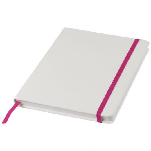 Notebook A5 con elastico colorato SPECTRUM - 6