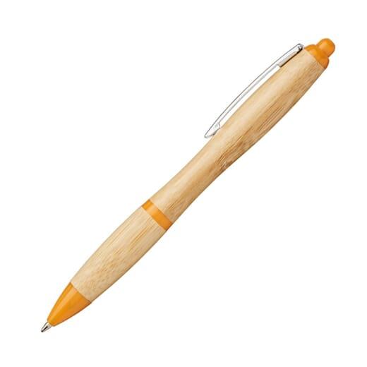 Penna pubblicitaria in bambù NASH - 2