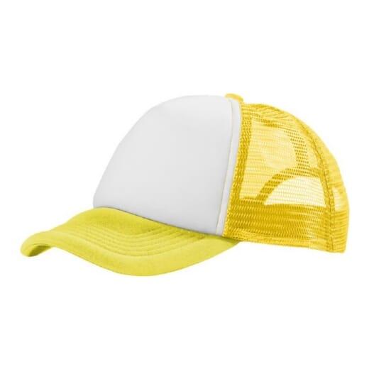 Cappellino 5 pannelli Trucker Multicolor - 2