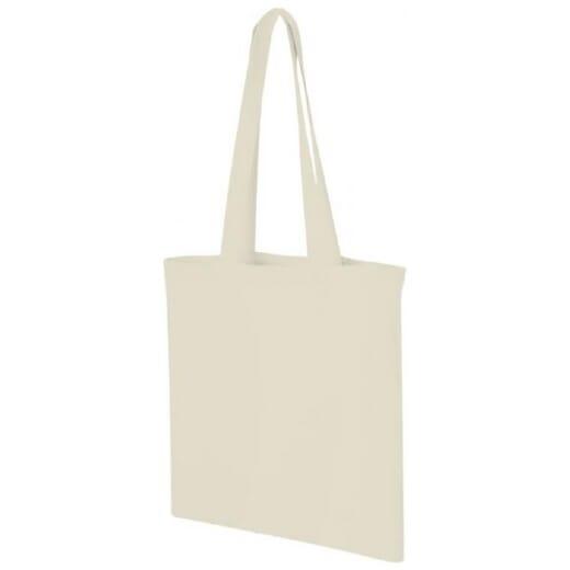 Shopper in cotone naturale CAROLINA - 1