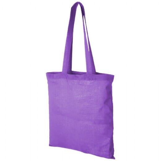 Shopper in cotone pubblicitarie CAROLINA - 11