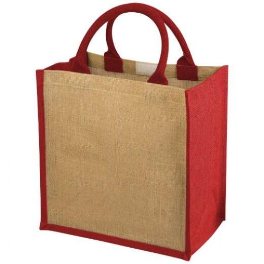 Shopper da regalo in juta CHENNAI - 2