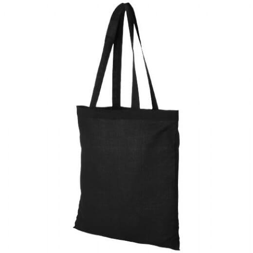 Shopper personalizzabile in cotone MADRAS - 10