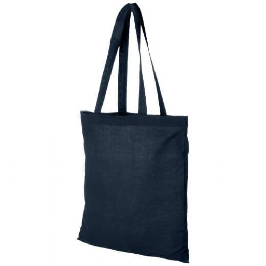 Shopper personalizzabile in cotone MADRAS - 7