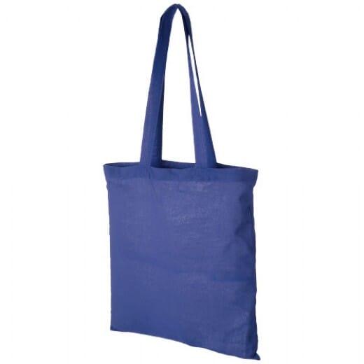 Shopper personalizzabile in cotone MADRAS - 6