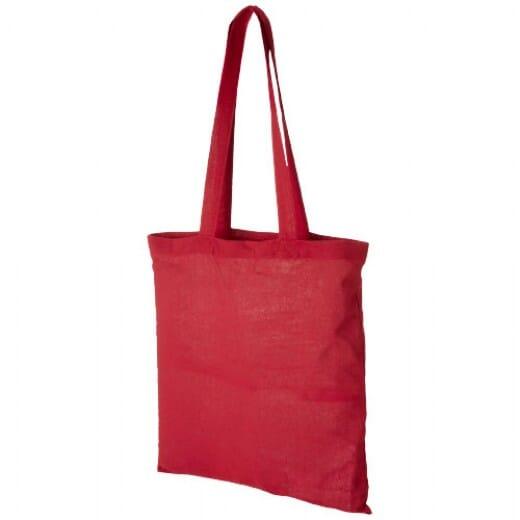 Shopper personalizzabile in cotone MADRAS - 5