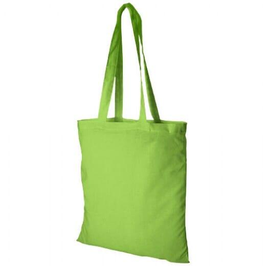 Shopper personalizzabile in cotone MADRAS - 13