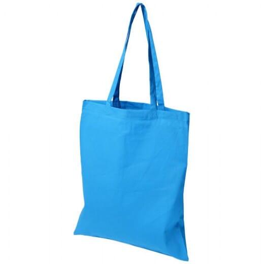Shopper personalizzabile in cotone MADRAS - 8