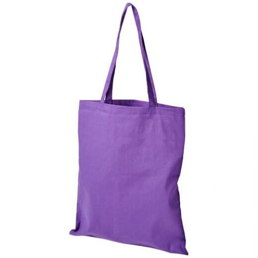 Shopper personalizzabile in cotone MADRAS - 11