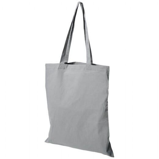 Shopper personalizzabile in cotone MADRAS - 12