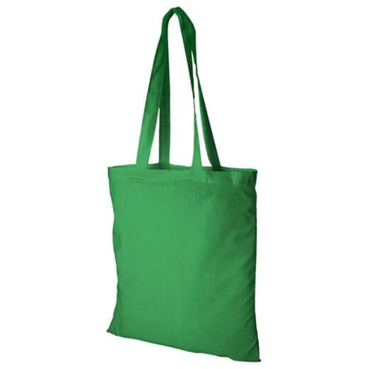 Shopper personalizzabile in cotone MADRAS - 9