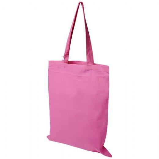 Shopper personalizzabile in cotone MADRAS - 4