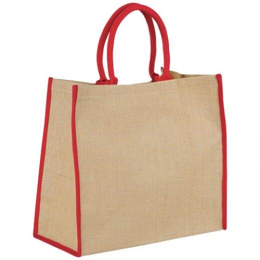 Shopper in juta LARGE - 2