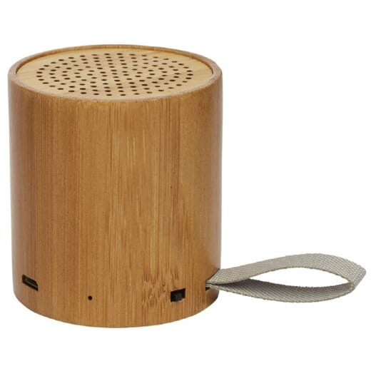 Speaker Bluetooth® in bambù LAKO - 1