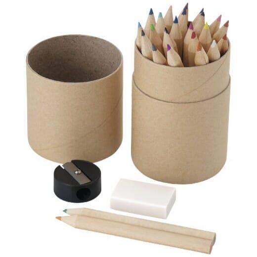 Set matite 26 pezzi WOODBY - 1