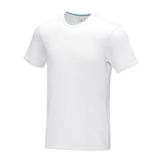 T-shirt da uomo in tessuto organico AZURITE - 1
