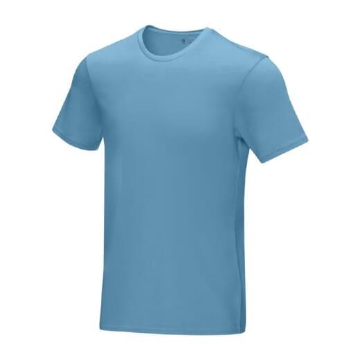 T-shirt da uomo in tessuto organico AZURITE - 22