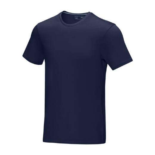 T-shirt da uomo in tessuto organico AZURITE - 15