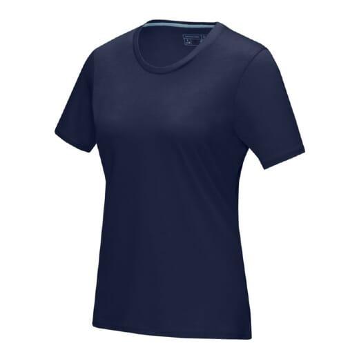 T-shirt da donna in tessuto organico AZURITE - 13