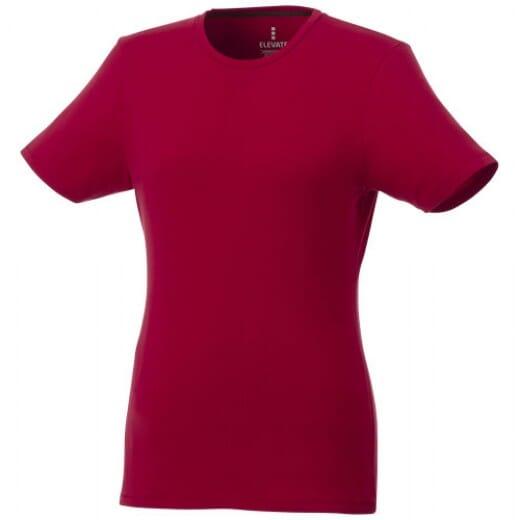 T-shirt in tessuto biologico da donna BALFOUR - 12