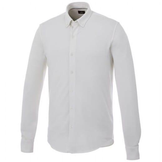 Camicia a manica lunga BIGELOW uomo - 1