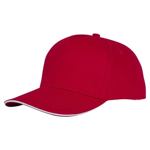 Cappellino a 5 pannelli CETO - 2
