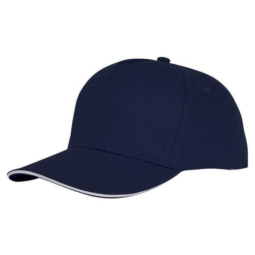Cappellino a 5 pannelli CETO - 4
