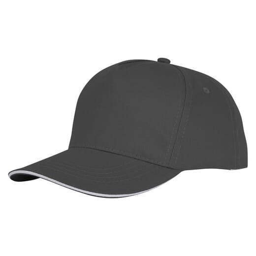Cappellino a 5 pannelli CETO - 7