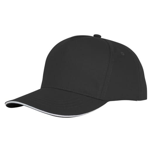 Cappellino a 5 pannelli CETO - 6