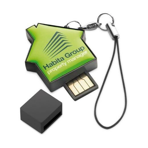 Chiavetta USB HOUSE - 1