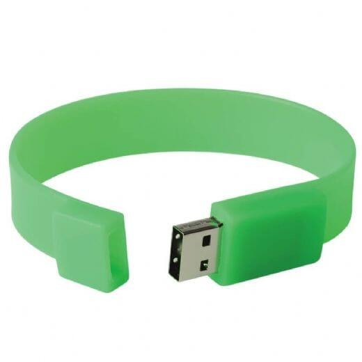 Braccialetti USB personalizzati WRISTFLASH - 21